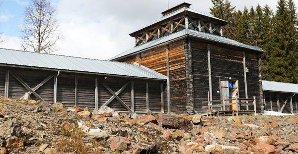 Loos Koboltgruva öppet hela sommaren 2018