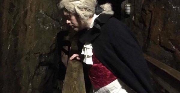 Loosgrufvans Dag 2019 – ett kostymdrama!