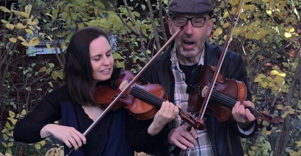 Duo Disparat – Värmländsk spelmansmusik möter hälsingetoner