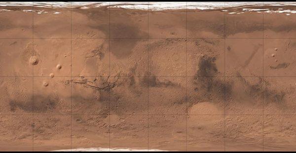 Krater på Mars döpt efter Los